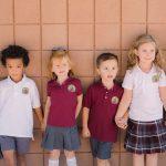 Wearing a Homeschool Uniform
